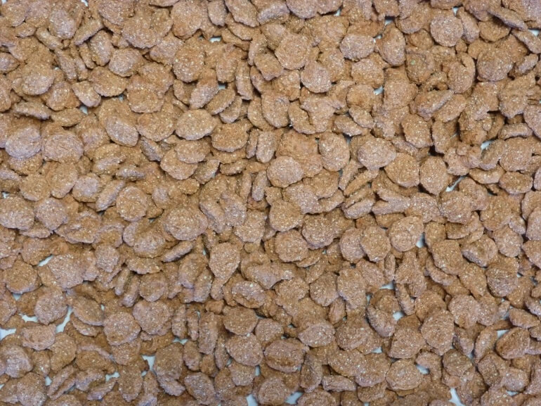 Extruded Wheat Brown
