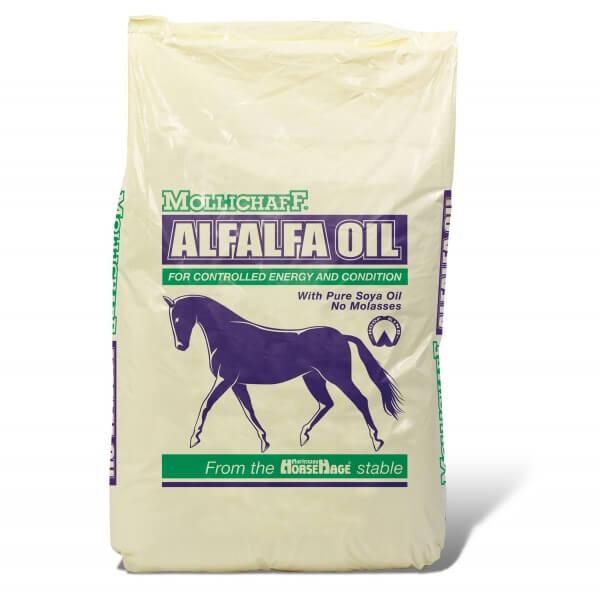 MolliChaff Alfalfa Oil