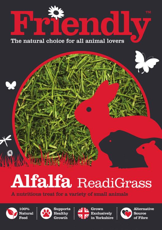 Friendly Alfalfa ReadiGrass
