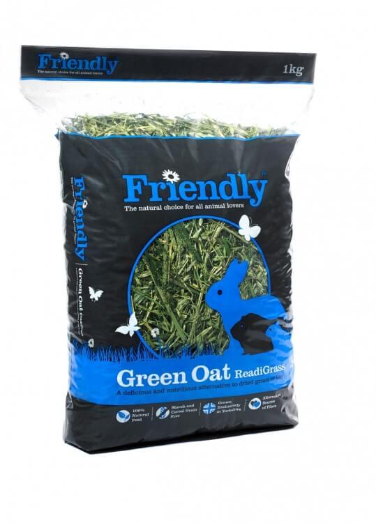 Friendly Green Oat ReadiGrass