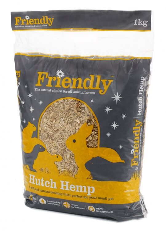 Friendly Hutch Hemp