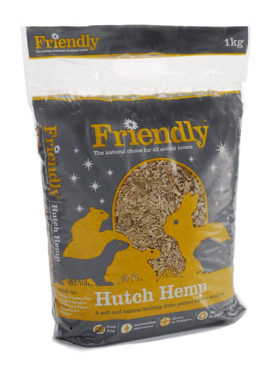 Friendly Hutch Hemp