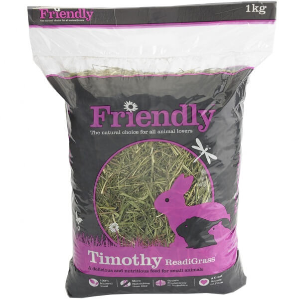 Friendly Timothy ReadiGrass