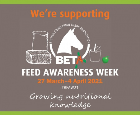We're supporting BETA Feed Awareness Week 2021
