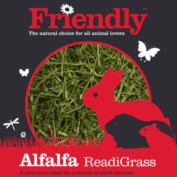 Friendly Alfalfa ReadiGrass